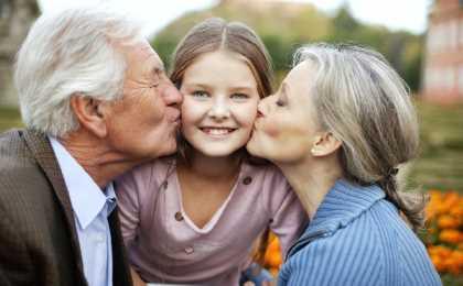 10 правил, которые должна соблюдать бабушка при воспитании внуков